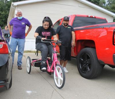 Adaptive trike photo