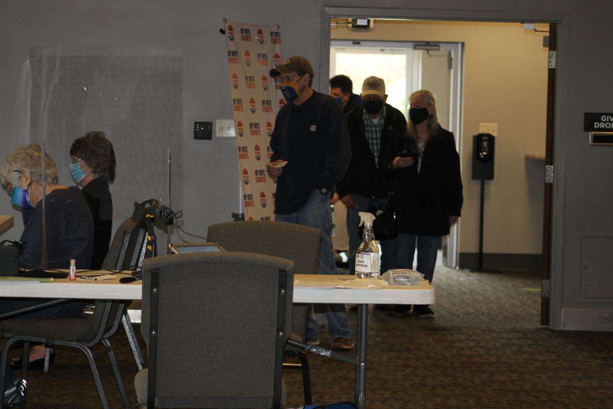 Voting photo 2