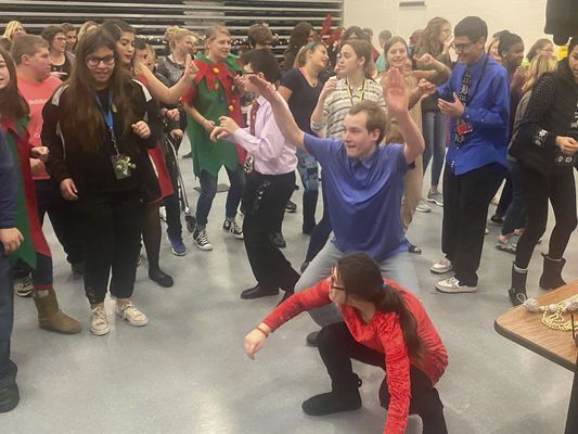 Holiday dance aims to provide fun for local youths