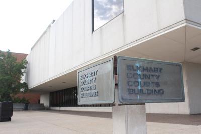 Courts building Elkhart