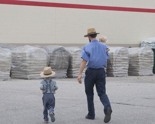 Amish file photo