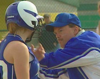 Scot Shearer honored for coaching softball