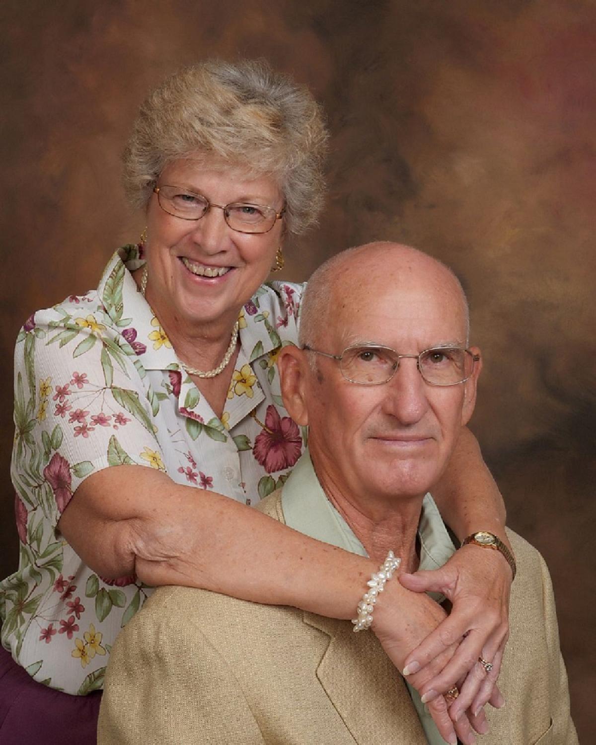 (P) Carl Lechlitner and Jane (Rufenacht) Lechlitner
