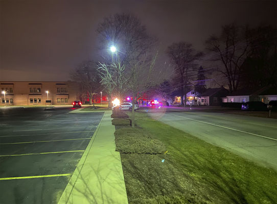 SWAT called to home near Concord Intermediate