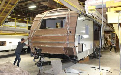 RV shipments see October decline