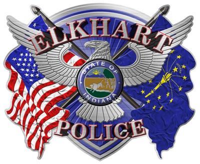 Elkhart police department logo