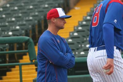 Young South Bend Cubs arms learning the craft of professional pitching