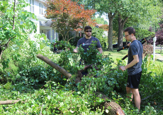 Brush pickup plays catchup after bad storm