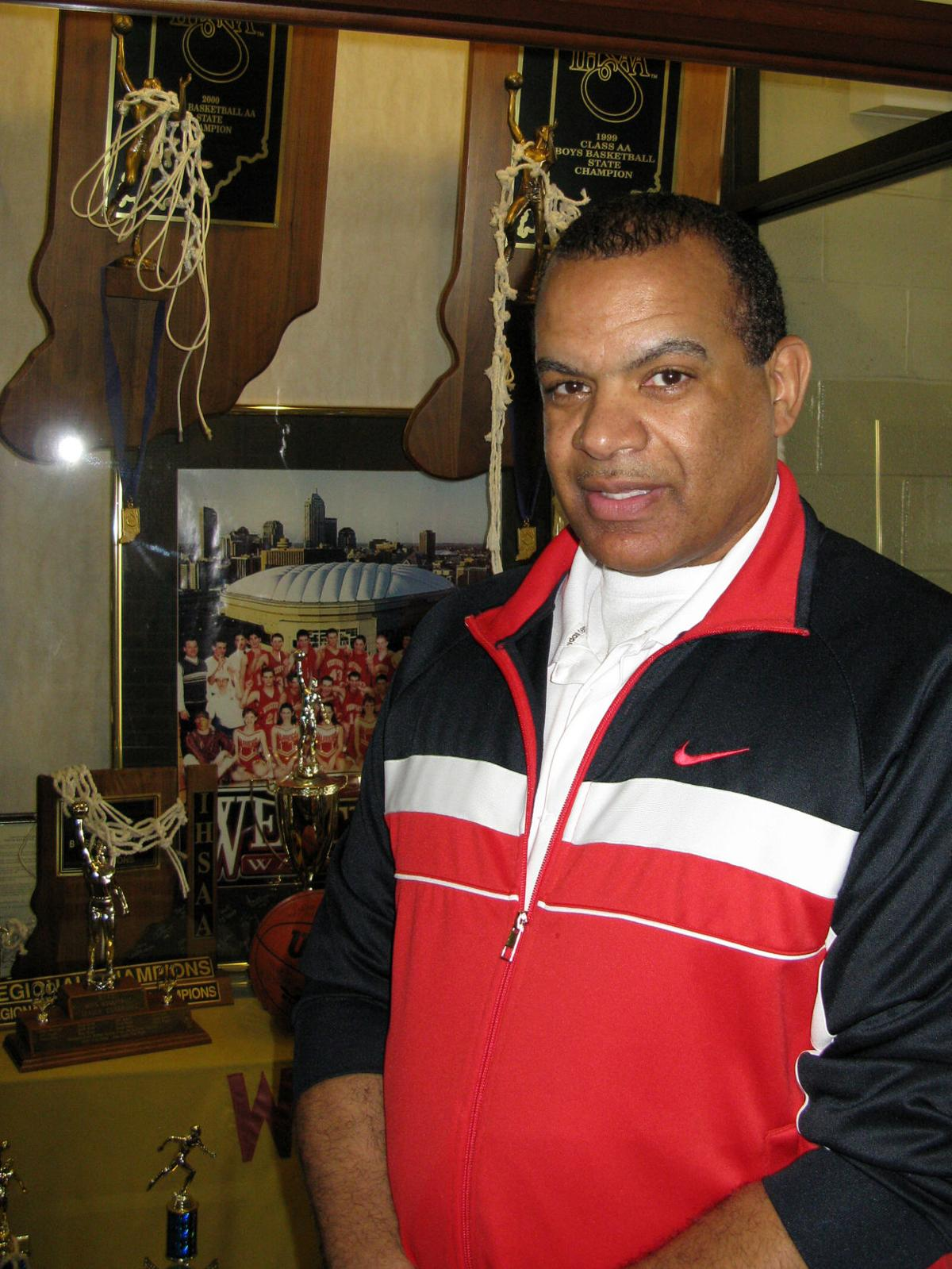 Westview's former coach has stepped back, for the most part, from his basketball 'addiction'