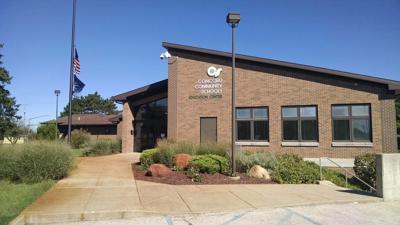 Concord admin building