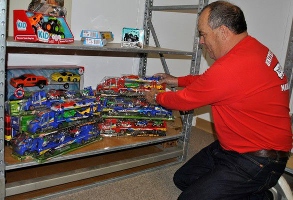 Toys for Tots continues to provide for local children