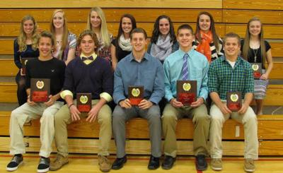 Westview salutes fall athletes