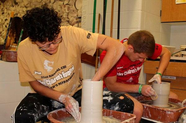 Concord Potters Marathon instills selflessness