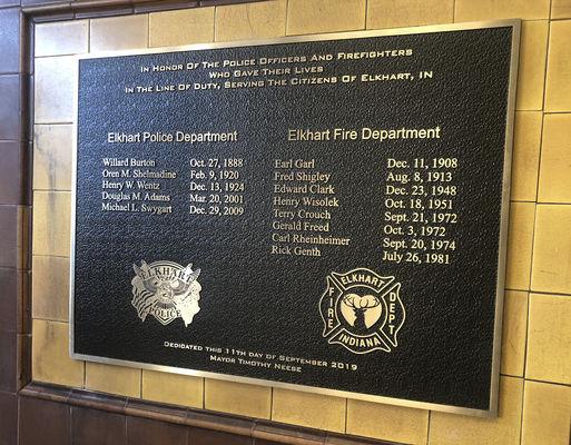 Elkhart remembers 9/11