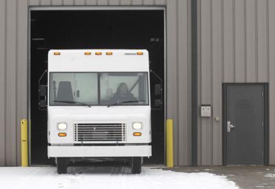 Utilimaster truck