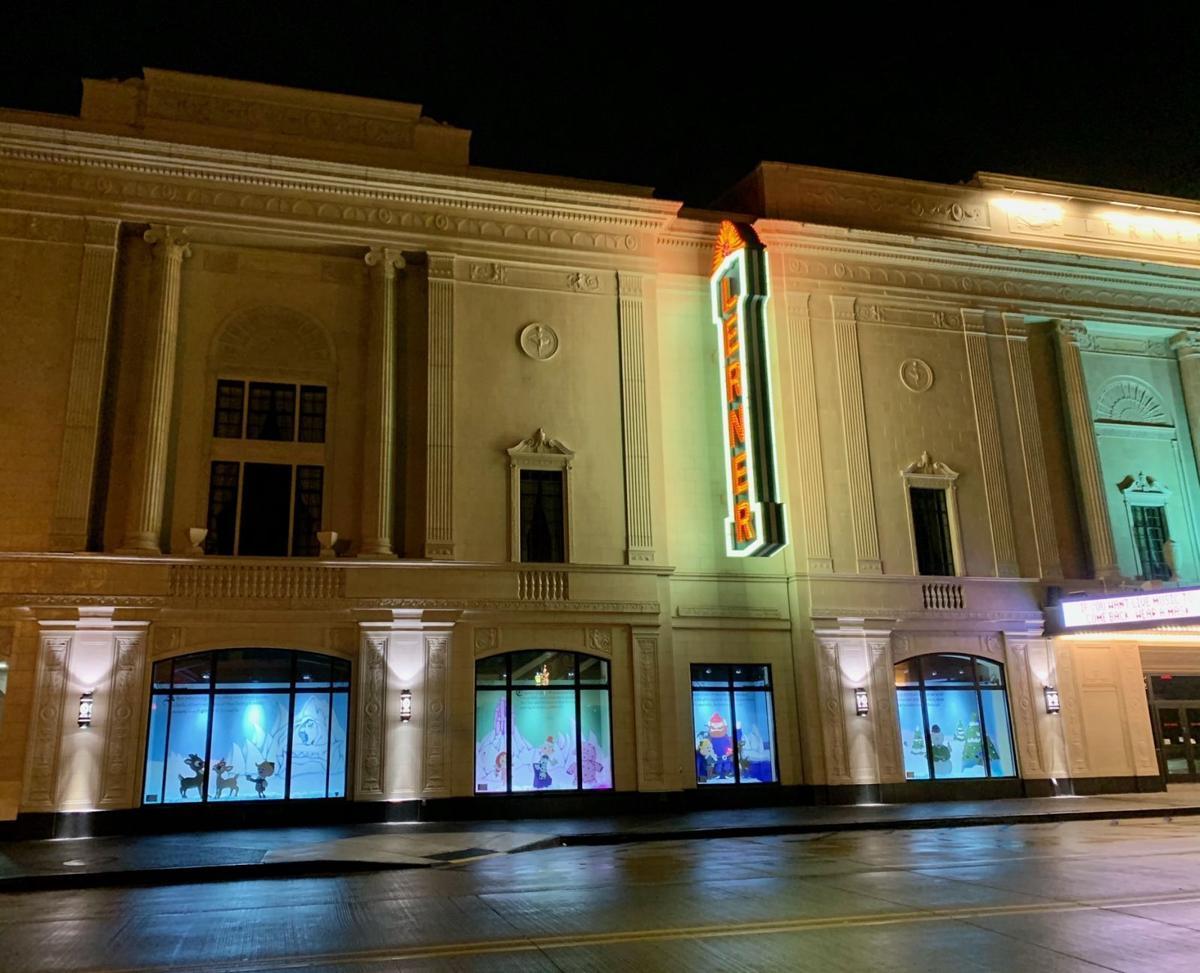 Lerner unveils holiday-themed windows