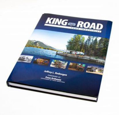 New book captures Thor's heritage in RV industry