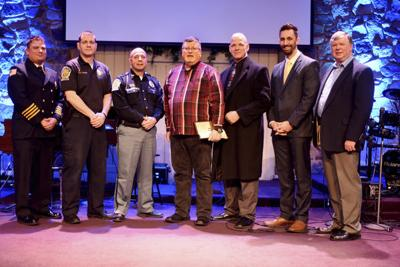 Goshen police, fire chaplain wins top state honor | News