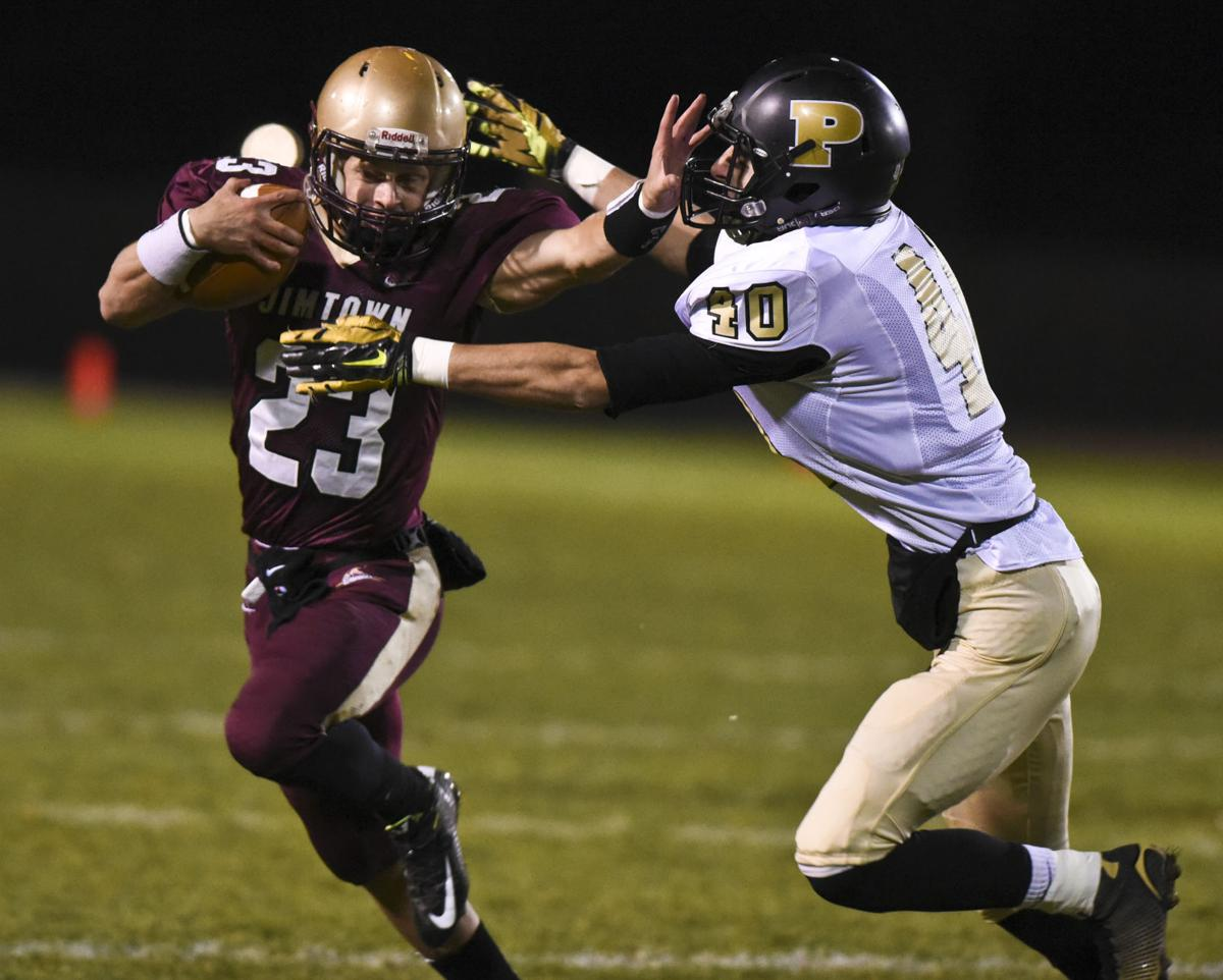 Jimtown High School football finds the right rhythm at the right time for championships