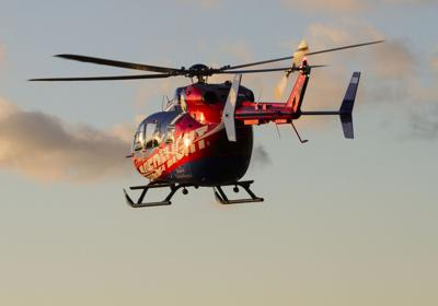 Cassopolis motorcyclist seriously injured after hitting a deer north of Edwardsburg