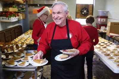 Guests invited, volunteers needed for Christmas Day dinner