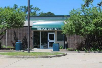Tolson center