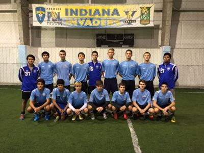 Indiana Invaders U15 soccer squad is headed to United Soccer League nationals
