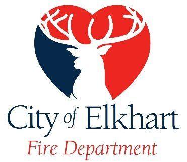 Elkhart fire department logo