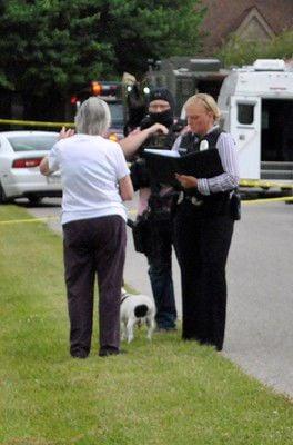 Three dead in shooting
