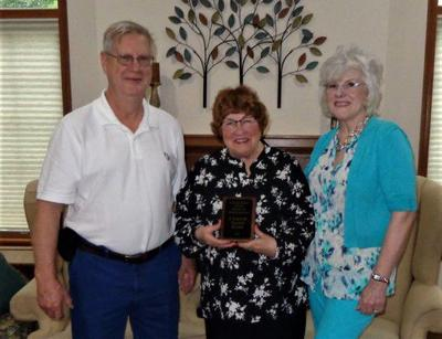 Goshen Historical Society honors memory of J. Earle, Nadine Roose