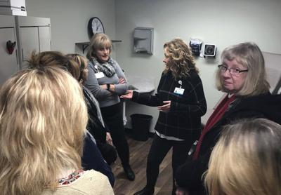 Robert Weed opens on-site health clinic