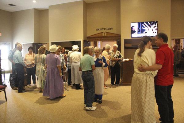 Bristol United Methodist Church celebrates 175th annivesary