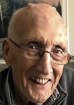 JAMES I. PIRRIE Oct. 4, 1927 - Oct. 9, 2019