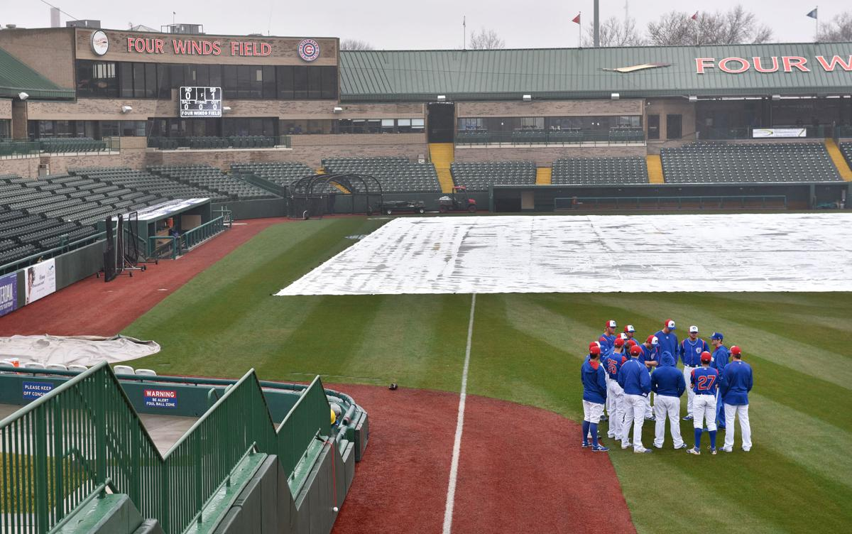 Tickets for South Bend Cubs baseball at Four Winds Field are flying out the door