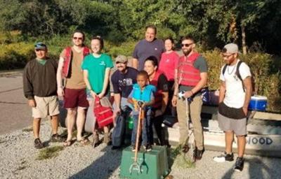 Elkhart River Cleanup