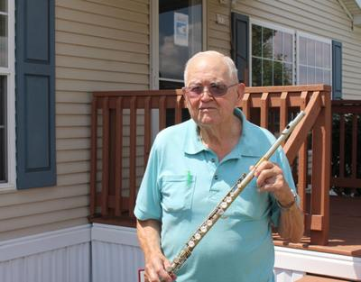 Local flute maker to receive national lifetime award