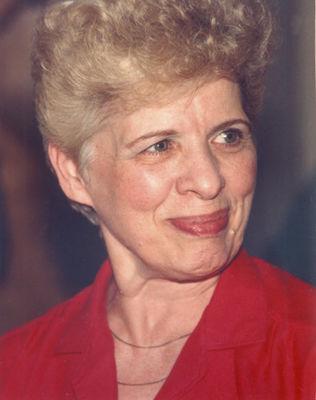 Dolly Kobold celebrates her 90th birthday