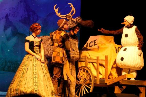 Premier Arts hosts a weekend return to Arondelle with 'Frozen Jr.'