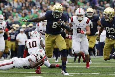 Irish look to start quickly