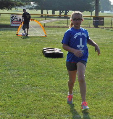 Contests keep Nappanee youngsters busy