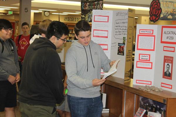 Promoting literacy through peer interaction