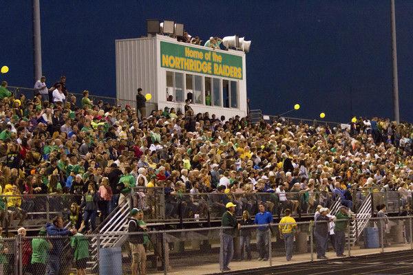 Northridge High School sports complex clears hurdle