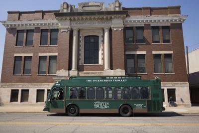 Elkhart Interurban Trolley riders may finally get indoor waiting area