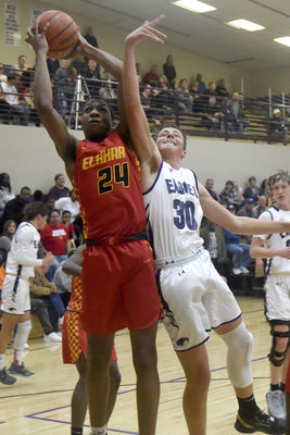 New-look Chargers roll past Elkhart Christian