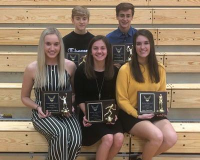 Fall athletes honored at Fairfield