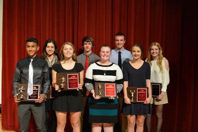 Goshen honors fall athletes