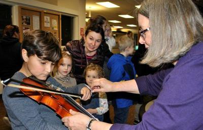 Library offers youth opportunity to experience music