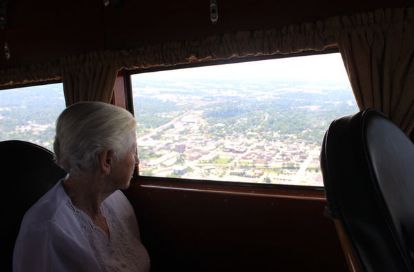 1928 luxury plane gives tours over Elkhart this weekend