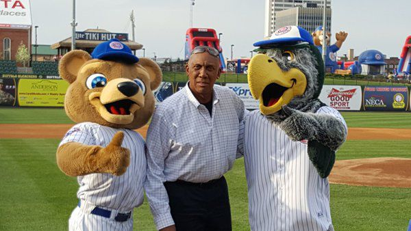 Chicago Cub great Fergie Jenkins has stayed dug in while traversing tragedy