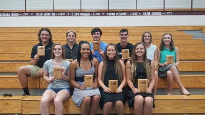 Jimtown hands out sports awards